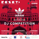 Lalith Prasad #resetIND Hyderabad DJ Competition