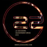 22 Sessions by Alexander Orue. Episode 010
