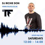 TF Live - DJ Richie Don presents the Saturday Showcase 23-09-2017 12:00 - 14:00