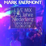 Live at Dance Arena Niederlenz - 02.09.2016