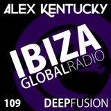109.DEEPFUSION @ IBIZAGLOBALRADIO (Alex Kentucky) 12/12/17