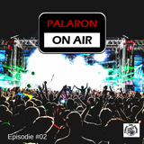 Podcast Palaron ON AIR #02 Dj Alex T.