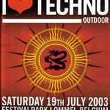Speedy J @ I Love Techno 19-07-2003