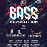 The Set a Blaze Podcast Episode 18:Bass Revolution Vol 3 Promo Mix