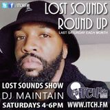 DJ Maintain - Lost Sounds Show 154