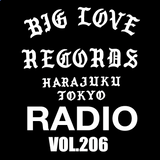 BIG LOVE RECORDS RADIO vol.206 (DEC.08.2018)