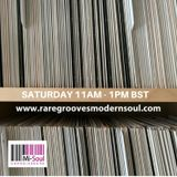 Rare grooves & modern soul flavours (#640) 10th February 2018 Mi-Soul Connoisseurs