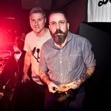 Andrew Weatherall's set with Pablo Contraband at Patterns, Brighton 16.04.16