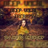 Deep Vocal Therapy - Dj Marc Anthony (September 2015)