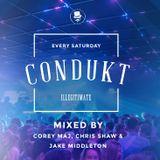 Condukt June 2017 // DJ Corey Maj , DJ Chris Shaw & DJ Jake Middleton