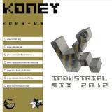 Koney Mix - KODS09 - INDUSTRIAL HARDCORE - 2012 by KONEY