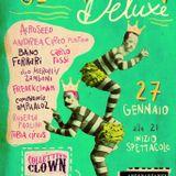 Clown Galà Deluxe - router 27 gennaio 2017