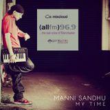 Manni Sandhu live @ All Fm with Gorilla Chilla & Dj Ravi every Thursday 1- 2 pm 1/3/12