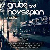 Grube & Hovsepian Radio - Episode 090 (16 March 2012)