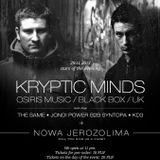 KD3 - Live @ Nowa Jerozolima with Kryptic Minds (29.11.2013)
