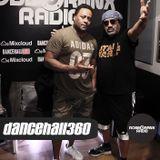 DANCEHALL 360 SHOW - (17/05/18) ROBBO RANX