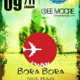 Bora Bora Tour - Gee Moore at Kalavia club