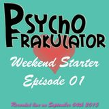 Weekend Starter Episode 01