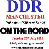 DDR On The Road - 25th July 2017