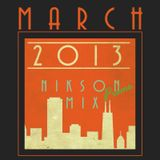 Nikson Mix 015 (March 2013)