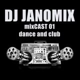 Dance and Club music Mix