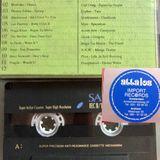 MixTape (digitized) 'My Vinyl time @Attalos records Arnhem 90's' ( tape3-sideA )