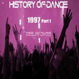 History Of Dance 1997 Part 1 Deejay DiVee ( Davide Cirillo )