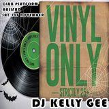 DJ Kelly G @ Club Platform  / Vinyl Only Night / Halifax ( 1st November 2014 )