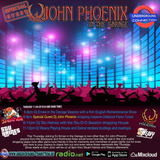 Dj John Phoenix Guest Mix Live on Underground-connection.uk 11.4.19