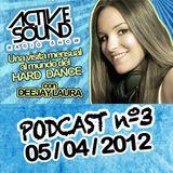 ACTIVE SOUND RADIO SHOW Podcast nº3 (05-04-2012)