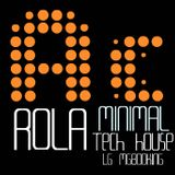 []  tech house session minimal [] mixed by Ac Rola 2013  [lg mgbooking]