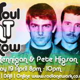 Dean Anderson's TNT Soul Show with  special guests Guy Hennigan and Pete Higson