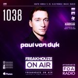 Freakhouze On Air 1038 ● Paul Van Dyk