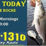 Show #47 05/13/17 LIVE from Fisherman's Paradise STRIPER DAY