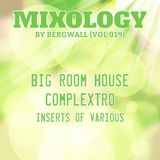 Mixology by Bergwall (Vol 019) - Big Room House / Complextro