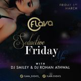 Flava Promo Mix 1st March Mixed By Dj Smiley & Rohan