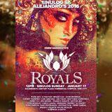 Sinulog 2016: Royals Reprise