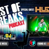 Best Of Breaks Podcast with Tooltime - Guest Dj Huda Hudia 001