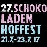 2017-07-04 - Radio Schokoladen - Hoffest-Special