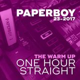 PAPERBOY – OneHourStraight KW23 – The WarmUp