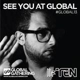 Mihalis Safras @ Global Gathering @Toolroom Tent