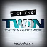 HI WHITE Presents Session 21 TwoIn Mixed by Andres Montel & Victor Manuel