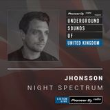 Jhonsson - Night Spectrum #009 (Underground Sounds Of UK)