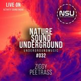 Ziggy Flow-Tek & Peetrass - Nature Sound Underground Showcase #032 on activitysound.com