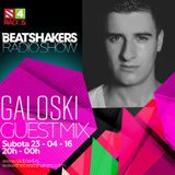 The Beatshakers Radio Show  – Guest Mix by  Galoski