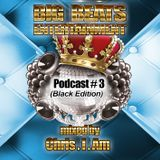 BIG BEATS Entertainment Podcast #3 mixed by Chris.I.Am (Black Edition)