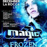 dj A-Tom-X @ La Rocca - Magic 01-12-2012