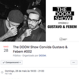 The Doom Show #2 com Gustavo e Febem (28-05-17)