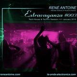 EXTRAVAGANZA #003 [Live-Set @ Anna Lena's Birthday]