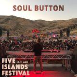 Soul Button @ Live Set at Five Islands Festival - Lebanon - Aug 10, 2019